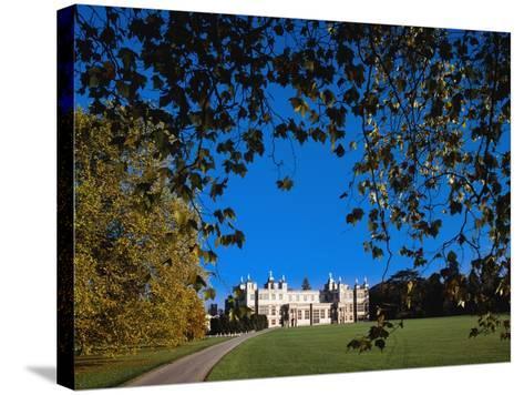 Audley Mansion-Design Pics Inc-Stretched Canvas Print