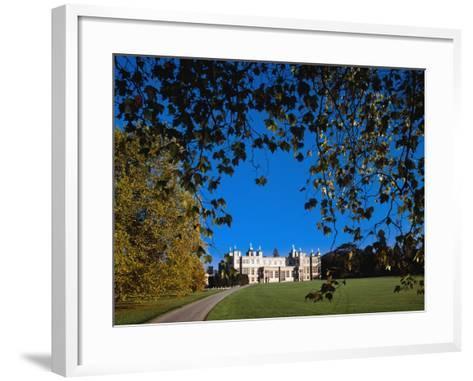 Audley Mansion-Design Pics Inc-Framed Art Print