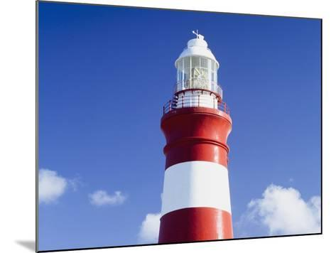 Lighthouse,Cape Agulhas,South Africa-Design Pics Inc-Mounted Photographic Print