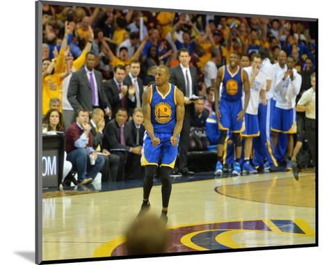 2015 NBA Finals - Game Six-Jesse D Garrabrant-Mounted Photo