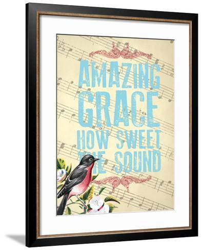 Amazing Grace--Framed Art Print