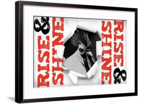 Rise & Shine 1--Framed Art Print