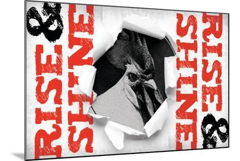 Rise & Shine 1--Mounted Giclee Print
