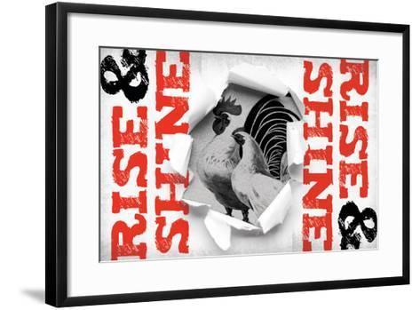 Rise & Shine 2--Framed Art Print