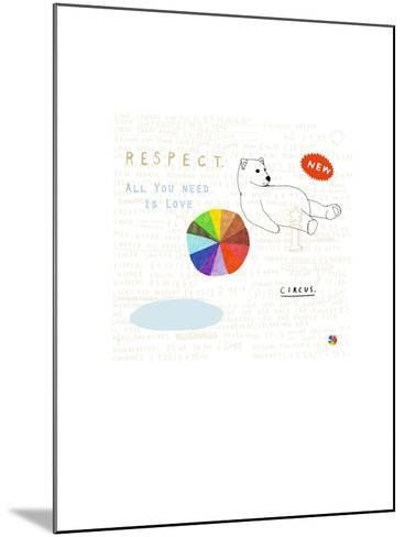 All You Need Is Love-Hanna Melin-Mounted Giclee Print