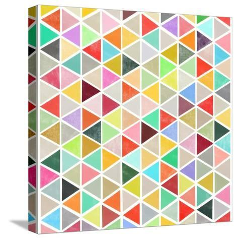 Unfolding-Garima Dhawan-Stretched Canvas Print