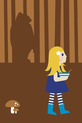 2 Owls-Dicky Bird-Stretched Canvas Print