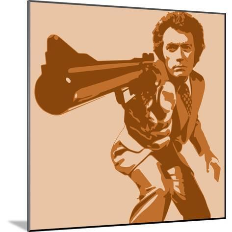 Dirty Harry-Emily Gray-Mounted Giclee Print