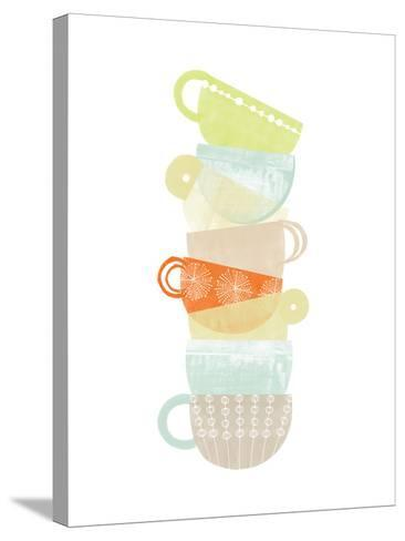 Cappucino-Catherine Aguilar-Stretched Canvas Print