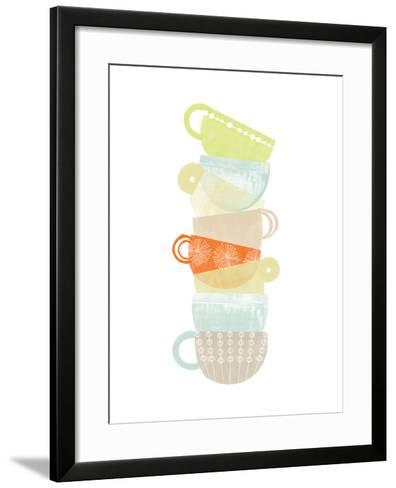Cappucino-Catherine Aguilar-Framed Art Print
