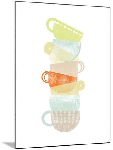 Cappucino-Catherine Aguilar-Mounted Giclee Print