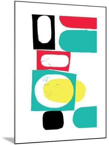 Abstract 18-Catherine Aguilar-Mounted Giclee Print