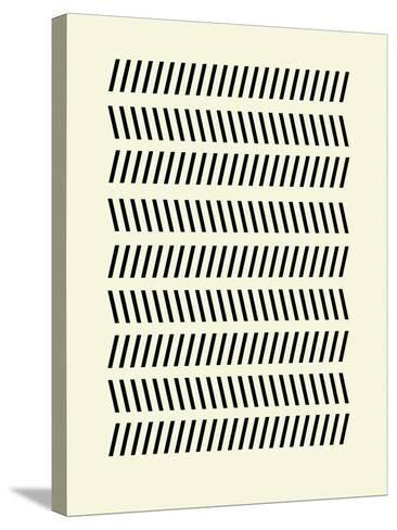 Slash-Philip Sheffield-Stretched Canvas Print