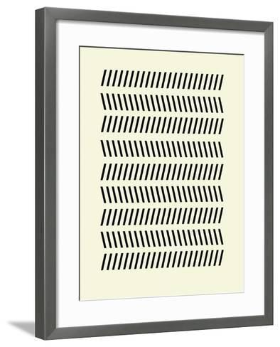 Slash-Philip Sheffield-Framed Art Print