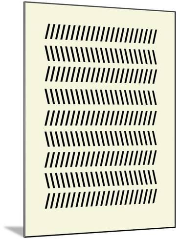 Slash-Philip Sheffield-Mounted Giclee Print