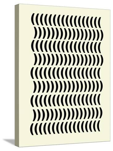 Brackets-Philip Sheffield-Stretched Canvas Print