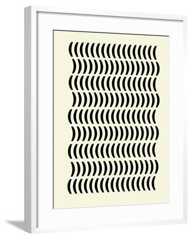 Brackets-Philip Sheffield-Framed Art Print