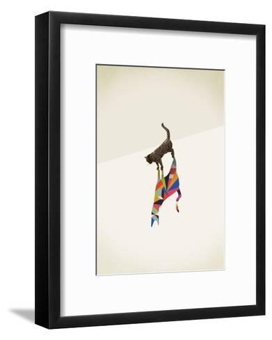 Cat 2-Jason Ratliff-Framed Art Print