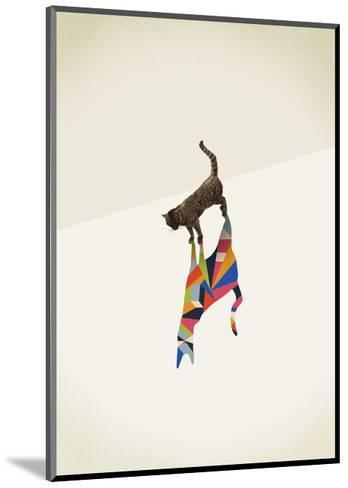 Cat 2-Jason Ratliff-Mounted Giclee Print