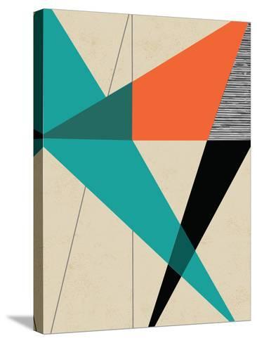 Diagonal Unity-Rocket 68-Stretched Canvas Print