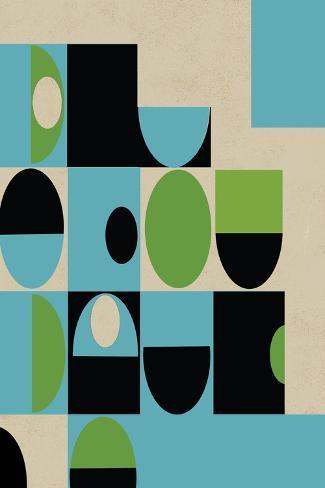 Eclipse Divide-Rocket 68-Stretched Canvas Print