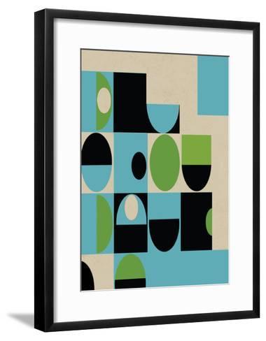 Eclipse Divide-Rocket 68-Framed Art Print