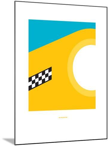 Big Yellow Taxi: Joni Mitchell-Christophe Gowans-Mounted Giclee Print