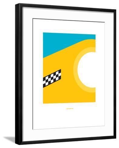 Big Yellow Taxi: Joni Mitchell-Christophe Gowans-Framed Art Print