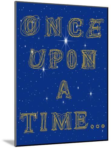 Fairy Tale Beginnings-Fimbis-Mounted Giclee Print