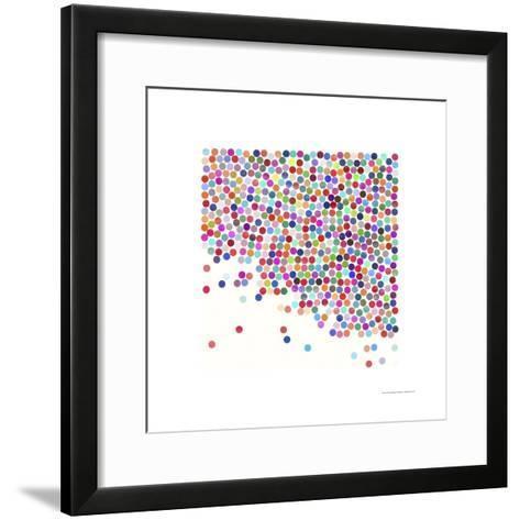 Dance 9-Garima Dhawan-Framed Art Print