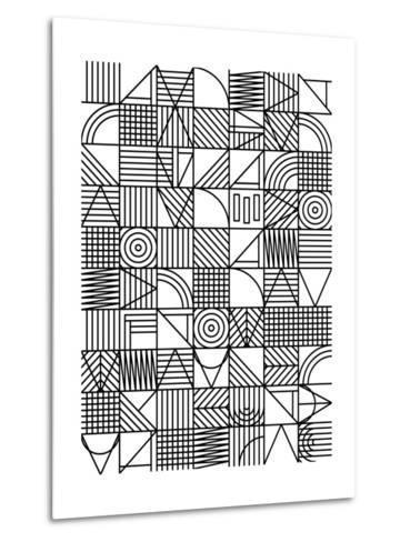 Whack-Fimbis-Metal Print