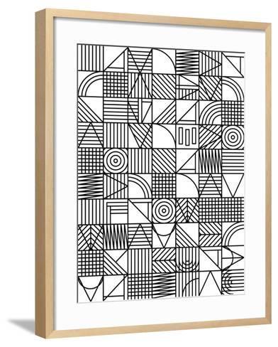 Whack-Fimbis-Framed Art Print