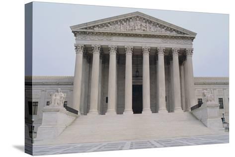 US Supreme Court-DLILLC-Stretched Canvas Print