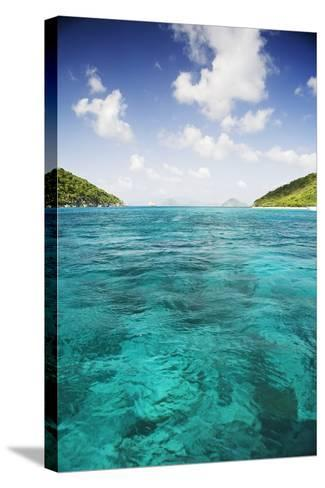 The Congo-Lovango Cut between Congo Cay and Lovango Cay-Macduff Everton-Stretched Canvas Print