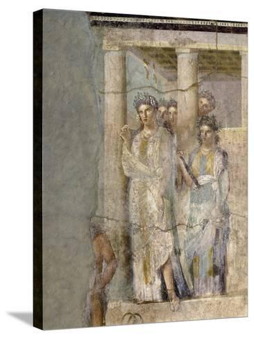 Roman Art : Iphigenia in Tauris--Stretched Canvas Print