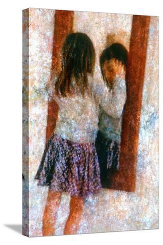 Mirror-Andr? Burian-Stretched Canvas Print