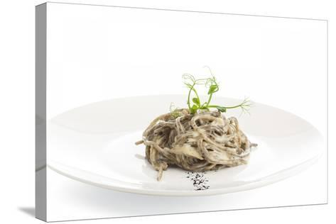 Gourmet Plate-Fabio Petroni-Stretched Canvas Print