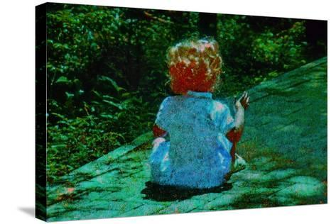 Child-Andr? Burian-Stretched Canvas Print