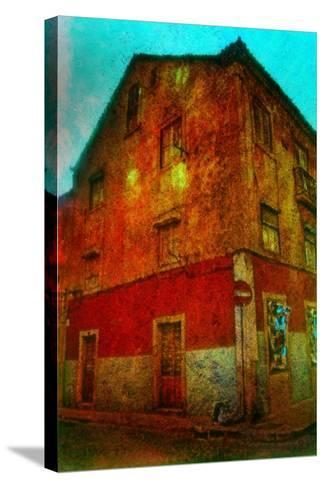 Building-Andr? Burian-Stretched Canvas Print