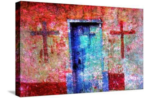 Crosses-Andr? Burian-Stretched Canvas Print