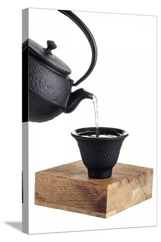 Tea-Fabio Petroni-Stretched Canvas Print