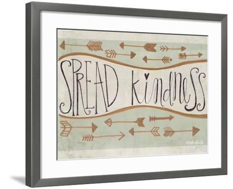 Spread Kindness-Katie Doucette-Framed Art Print
