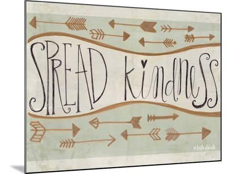 Spread Kindness-Katie Doucette-Mounted Art Print