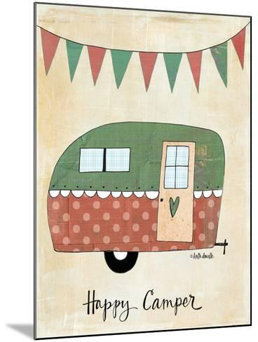Happy Camper-Katie Doucette-Mounted Art Print