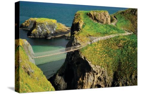 Bridge Ridge IV-Dennis Frates-Stretched Canvas Print