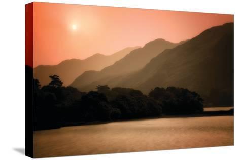 Peach Dream-Dennis Frates-Stretched Canvas Print