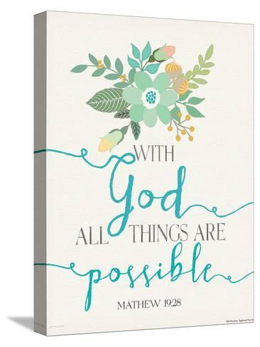 Possible-Jo Moulton-Stretched Canvas Print