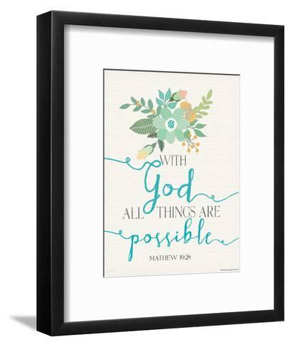 Possible-Jo Moulton-Framed Art Print