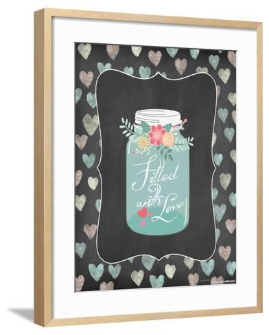 Filled with Love-Jo Moulton-Framed Art Print