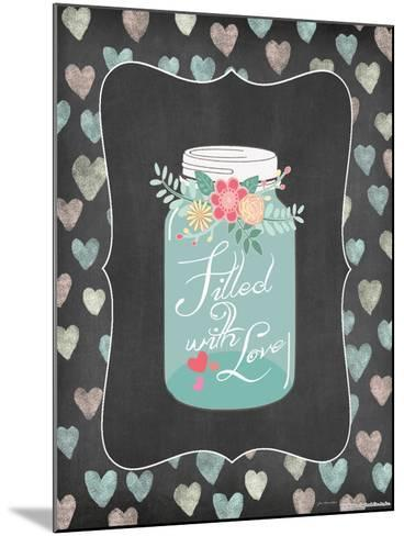 Filled with Love-Jo Moulton-Mounted Art Print